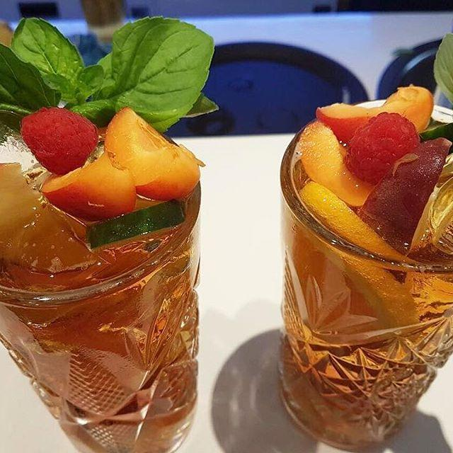 Our delicious drinks made exclusively with fresh fruit!