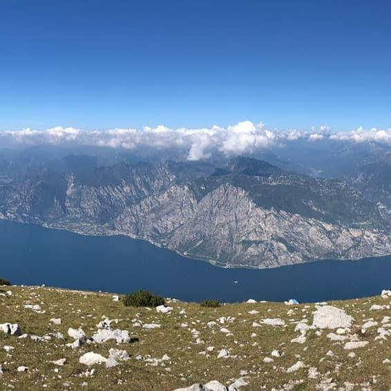 The stunning view from Monte Altissimo! It's worth a trek to the top to admire this beauty! Don't you agree?