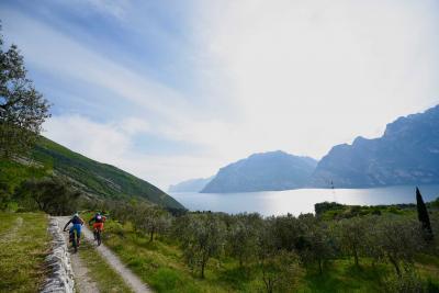 Hotel Santoni Home of CUBE Bikes Lake Garda