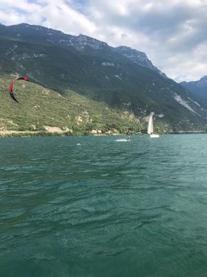 Kite Surf sul Lago di Garda