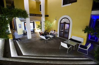 Lounge bar a Torbole - Hotel Santoni