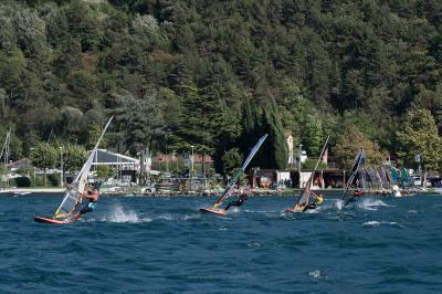 Shaka Windsurf Torbole Gardasee Hotel Santoni