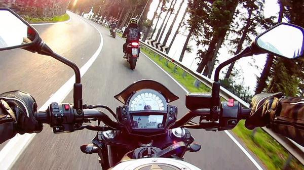 Sich FREI auf dem Motorrad fühlen!