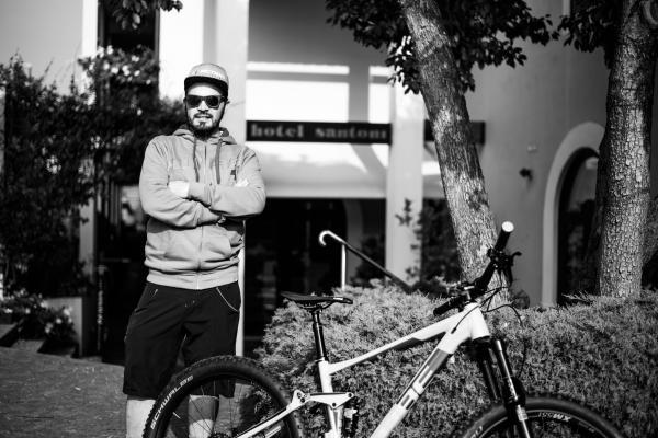 Lake Garda bike day with Nick